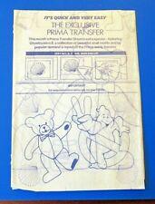 Prima Transfer pattern sheet UNCUT