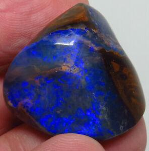 Queensland Boulder Opal 101ct Australian Natural Specimen