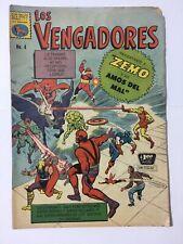 The Avengers 4 Los Vengadores 4 Mexican LA PRENSA