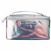 SEPHORA COLLECTION Frosted Light - The Vacationer Holographic Train Case New