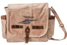 The Barrel Shack - The Cole - Handmade Messenger Bag