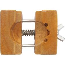 Wooden Watch Case Vise Holder Watchmaker Watchmakers Repair Tool