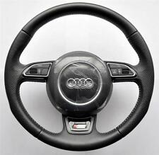 New 2016 Audi S Line A4 A5 Q5 Q7 A3 A6 TT A8 R8 steering wheel Multifunction