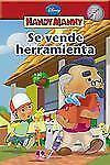 Handy Manny: Se vende herramienta (Spanish Language edition) (Disney H-ExLibrary