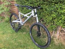 cannondale Prophet lefty mountain bike full suspension