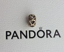 Pandora 14k Gold Lucky In Love Spacer/Charm 750813