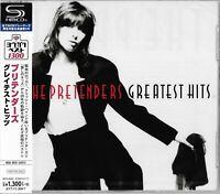 THE PRETENDERS GREATEST HITS JAPAN 2017 RMST SHM CD - MINT W/OBI - AWESOME DISC!