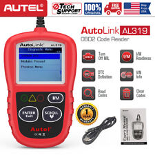 Autel AL319 Automotive OBD OBD2 Code Reader Diagnostic Scanner Tool Check Engine