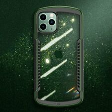 Cell Phone Case Shockproof Air Bag Bumper Protect Skin Cover Transparent Glass