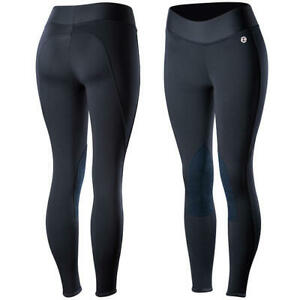 Horze Active Knee Patch Winter Tights