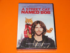 A STREET CAT NAMED BOB ( DVD - 2017 )   ***BRAND NEW SEALED***