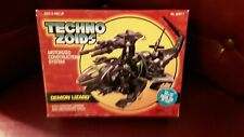 Vintage Techno Zoids Demon Lizard Mechanical Robot New in Original Box