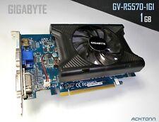 Gigabyte GV-R5570C-1GI Graphics Card PCI-e VGA / DVI PCI GPU