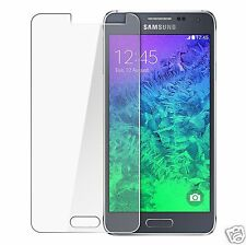 100% Real Tempered Glass Screen Protector Cover for SAMSUNG GALAXY ALPHA G850