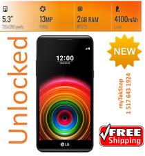 "New GSM Unlocked   LG X Power   16 GB   5.3"""