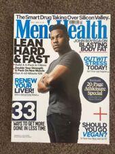 April Men's Health Health & Fitness Magazines
