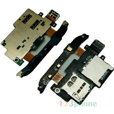 MICRO SD + SIM PORT SLOT FLEX CABLE FOR HTC DESIRE S S510E G12 #C-114
