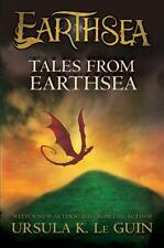NEW Tales from Earthsea by Ursula K. Le Guin