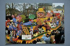 R&L Postcard: Spalding Flower Parade