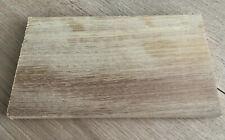 🌳IROKO Hardwood Timber Board Offcut 25 x 15 x 1.7cm Wood Crafts 422