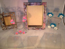 Picture Frames Miscellaneous Glass/Acrylic Set of 7