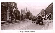 Barnet. High Street # 1. Tram.