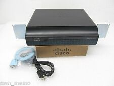 Cisco 1941-SEC/K9 2-Port Gigabit Security Router 1941-SEC 1941-T1/SEC ios-15.7