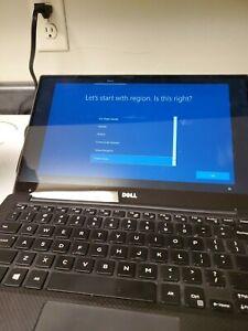 """Dell XPS 13 9350 13.3"""" Laptop I7-6560U 2.20GHz 16GB RAM 512GB SSD Win 10"""