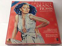 Diana Ross Portrait - All Her Greatest Hits Volume 1 Telstar (1983) LP NM/EX