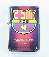 """""""FC Barcelona"""" - Accendino Tristar - Tristar Lighter - Encendedor Tristar"""