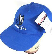 Bug Light Dallas Mavericks Adjustable Cap-Blue-One Size All-Capstone Headwear