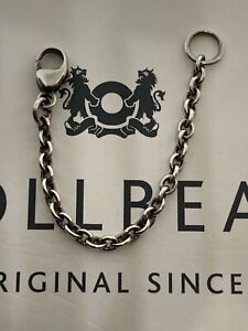 TROLLBEADS SILVER SAFETY CHAIN