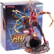 Marvel Avengers Infinity War Iron Spider-Man Artfx PVC Figure Model Toy