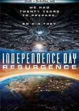 Independence Day: Resurgence (Dvd, 2016, Dvd New Ships 1st Class.