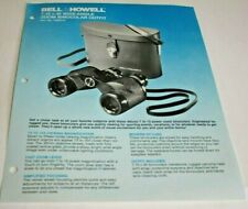 Bell & Howell Zoom Binocular Outfit - Info. Only 1982