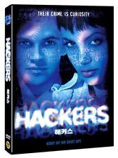 Hackers (1995) - Jonny Lee Miller, Angelina Jolie DVD *NEW