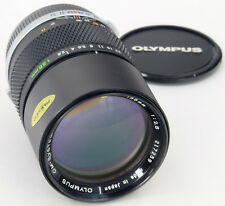 Olympus OM 135 mm 2.8 === Comme neuf ===