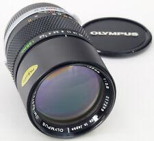 OLYMPUS OM 135mm 2.8 ===Mint===
