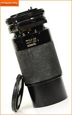 Tamron 80-210mm BBAR MC CF TELE MACRO Adaptall 2 Inc Canon FD si adattano GRATIS UK PP