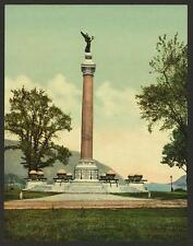 Batalla Monumento Academia Militar estadounidense A4 Foto Impresión