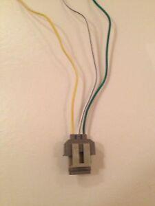 NEW Ford 3G Alternator Regulator Conector Repair Plug Harness Ford Mazda Mercury