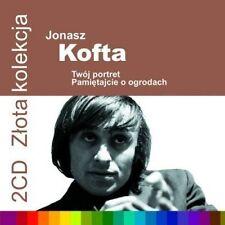 2CD JONASZ KOFTA Złota kolekcja Twój portret / Pamiętajcie o ogrodach