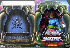 2016 MOTU Trap Jaw 2.0 Masters of the Universe Classics Filmation Club Grayskull