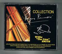 """WILLIE """"THE LION"""" SMITH - 2 CD SET - COLLECTION HUGUES PANASSIÉ - TRÈS BON ÉTAT"""