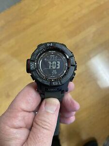 NEW Casio Men's PRO TREK PRW-3510Y-8CR Tough Solar Watch Atomic Time
