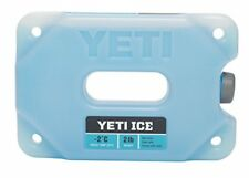 New Yeti Ice 2 lb. Refreezable Reusable Cooler Ice Pack Free Shipping