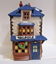 Dept 56 Dickens Village Walpole Tailors