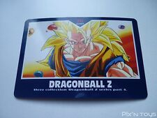 Carte originale Dragon Ball Z Hero collection Part 4 N°390 / 1995 Made in Japan