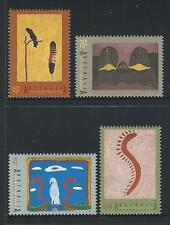 AUSTRALIA 1993 International Year of Indigenous Peoples Set MNH (SG 1417-1420)