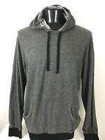 O'Neill Men SOFT Zip Gray Pullover LIghtweight Hoodie Sweatshirt Jacket 2XL XXL